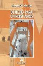 derecho para universitarios (5ª edicion) eduardo m valpuesta gastaminza 9788477681991