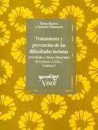 tratamiento y prevencion de las dificultades lectoras. cuaderno 2-elena huerta-antonio matamala-9788477741091
