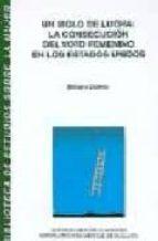 El libro de Un siglo de lucha la consecucion del voto femenino en los estados unidos autor BARBARA OZIEBLO DOC!