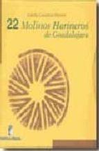 molinos harineros de guadalajara-eulalia castellote herrero-9788477885191