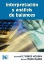 interpretacion y analisis de balances-manuel gutierrez viguera-9788478979691