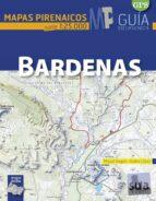 bardenas (mapas pirenaicos 1:25000)-miguel angulo-gorka lopez-9788482166391