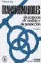 transformadores 2004 felipe corcoles lopez 9788483017791
