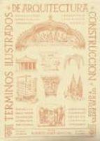 terminos ilustrados de arquitectura, construccion y otras artes y oficios (2 vols.) alberto serra hamilton 9788486891091