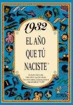 1932 el año que tu naciste rosa collado bascompte 9788488907691