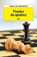 finales de ajedrez 9788490066591