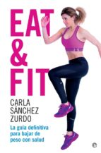 eat & fit carla sanchez zurdo 9788490609491