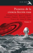 El libro de Pioneros de la ciencia ficción rusa vol. ii autor VV.AA. TXT!
