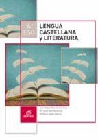 lengua castellana y literatura 4º eso (ebook)-9788490787991