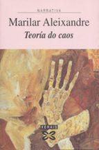 teoría do caos (ebook)-marilar aleixandre-9788491212591