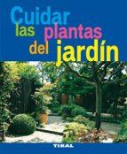 cuidar las plantas del jardin 9788492678891