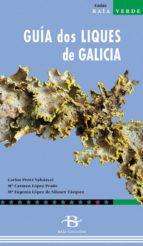 guia dos liques de galicia 9788496128491
