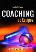 coaching de equipos alain cardon 9788496426191