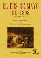 el dos de mayo de 1808 en madrid (facsimil)-juan perez de guzman y gallo-9788497614191