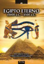 egipto eterno, 10000  2500 a.c. (ebook) jose ignacio velasco 9788497634991