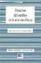 derechos del medico en la relacion clinica-javier sanchez-caro-fernando abellan-9788498360691