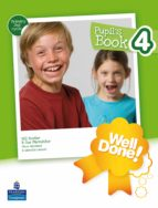 well done! 4 (activity pack) 9788498372991