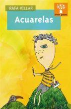 acuarelas-rafa villar gonzalez-9788498651591