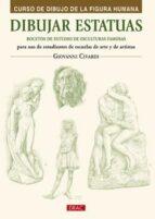 dibujar estatuas. bocetos de estudio de esculturas famosas giovanni civardi 9788498745191