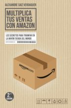 multiplica tus ventas con amazon alexandre saiz verdaguer 9788498754391