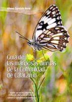guia de las mariposas diurnas de la comunidad de calatayud alfonso corraleño iñarra 9788499114491