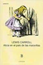 alicia en el pais de las maravillas-lewis carroll-9789500372091