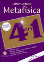 metafisica 4 en 1 (vol. iii)-conny mendez-9789803690991