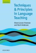 TECHNIQUES AND PRINCIPLES (3RD ED.) - 9780194423601 - VV.AA.