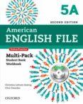 AMERICAN ENGLISH FILE 5 MULTIPACK A 2ED - 9780194776301 - VV.AA.