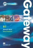 GATEWAY B1 STUDENT´S BOOK & WEBCODE PACK - 9780230417601 - VV.AA.