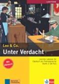 UNTER VERDACHT (A2) INCLUYE AUDIO CD - 9783126064101 - VV.AA.