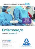 ENFERMERA/O DEL SERVICIO CANARIO DE SALUD: TEMARIO (VOL. 2) - 9788414225301 - VV.AA.