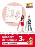 QUADERN DE LLENGUA 3.1 PRIMARIA - 9788415390701 - VV.AA.