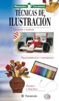TECNICAS DE ILUSTRACION - 9788434223301 - VV.AA.