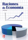 RACIONES DE ECONOMIA - 9788448178901 - MANEL ANTELO