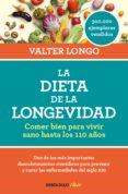 la dieta de la longevidad-valter longo-9788466344401
