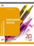 EDUCADOR SOCIAL. TEMARIO VOL. II. - 9788468107301 - VV.AA.