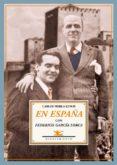 EN ESPAÑA CON FEDERICO GARCIA LORCA - 9788484724001 - CARLOS MORLA LYNCH