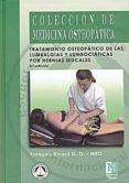 TRATAMIENTO OSTEOPATICO DE LAS LUMBALGIAS Y LUMBOCIATICAS POR HER NIAS DISCALES - 9788494112201 - FRANÇOIS RICARD
