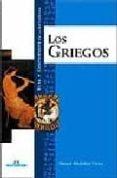 LOS GRIEGOS - 9788497648301 - MANUEL ALBADALEJO VIVERO