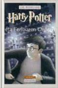 HARRY POTTER ETA FENIXAREN ORDENA - 9788497831901 - J.K. ROWLING