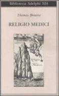 RELIGIO MEDICI - 9788845922701 - THOMAS BROWNE