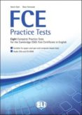 FCE BUSTER: FCE PRACTICE TESTS + CD-ROM + AUDIO CDS (2) (WITHOUT KEYS) - 9788853612601 - VV.AA.