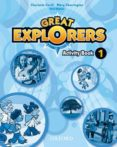 GREAT EXPLORERS 1 AB - 9780194507011 - VV.AA.