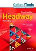 NEW HEADWAY: ELEMENTARY (OXFORD ITOOLS: DIGITAL TEACHING RESOURCES) - 9780194769211 - VV.AA.