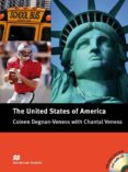 MACMILLAN READERS PRE- INTERMEDIATE: THE UNITED STATES OF AMERICA PACK - 9780230436411 - VV.AA.
