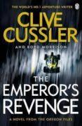 the emperor s revenge: oregon files #11-clive cussler-boyd morrison-9781405923811