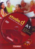 STUDIO D A1: DEUTSCH ALS FREMSPRACHE (DVD) - 9783464208311 - VV.AA.