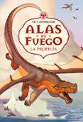 ALAS DE FUEGO 1: LA PROFECIA - 9788427208711 - TUI T. SUTHERLAND