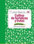 CURSO BASICO DE CULTIVO DE HORTALIZAS Y FRUTAS: TODO LO NECESARIO PARA LOGRARLO - 9788428216111 - VV.AA.